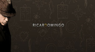 <p>Ricardo Domingo en Colombia</p>