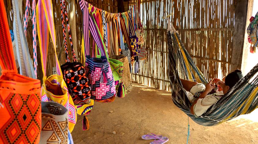 ed57e4953603 6 productos en tejido Wayúu que todos deberíamos tener