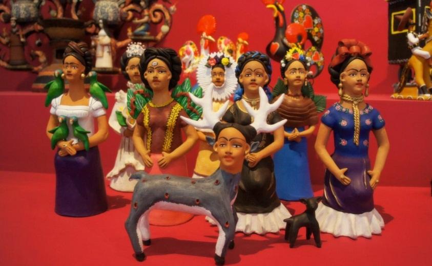 Obras de Arte Popular Maestros de Arte Popular