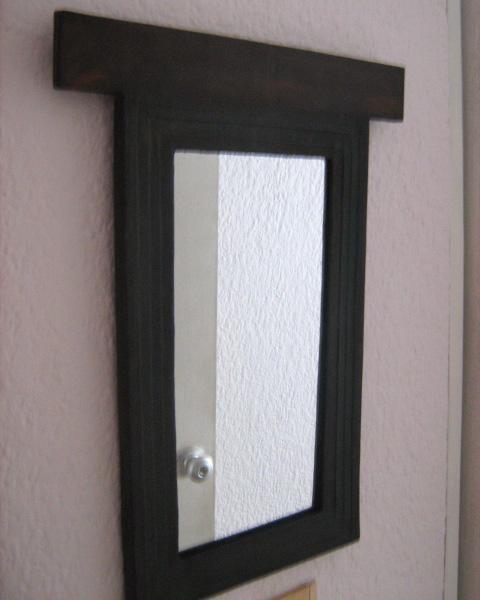 Marcos y espejos imagui for Fotos de marcos de espejos