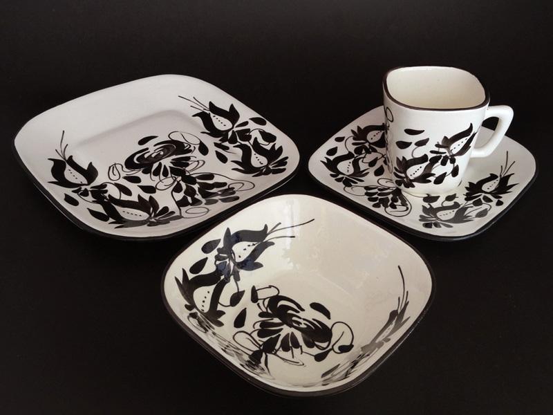 Cer micas esmaltarte galer a artesanal artesan as de for Vajilla ceramica