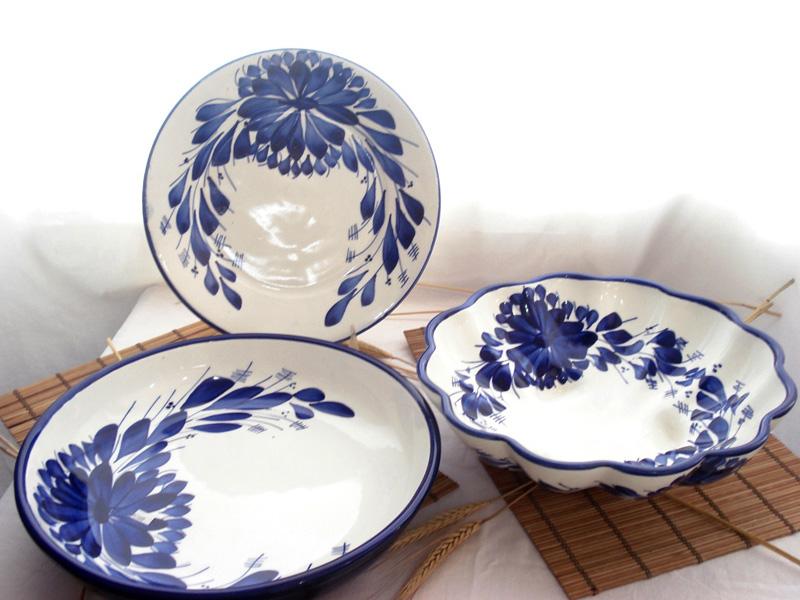 Ceramicas el dorado carmen de viboral galer a artesanal for Vajilla ceramica