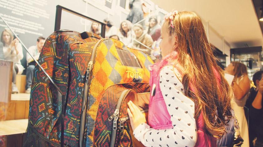 La vuelta al mundo en una mochila