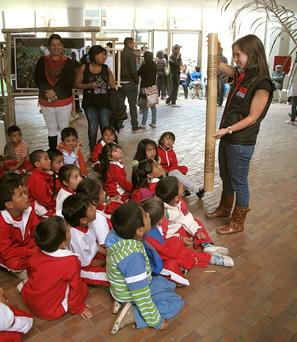 Encuentro Culturas Andinas