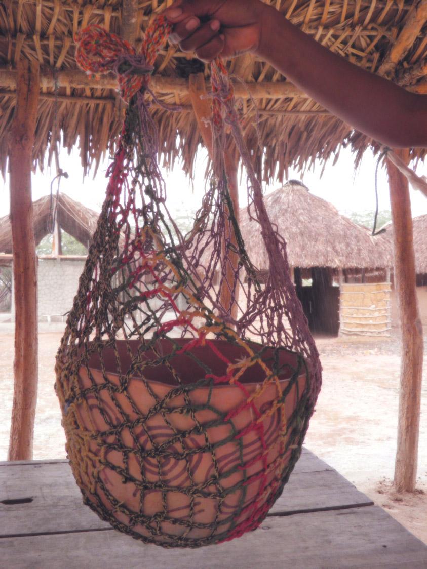 Mochilas Wayúu