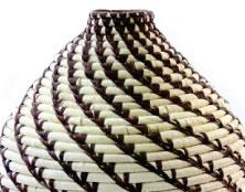 Tejedur�a - Cester�a en fique y calceta de pl�tano - Colos�, Sucre
